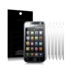 Protège écran pour Samsung Galaxy I9000 lot de 6