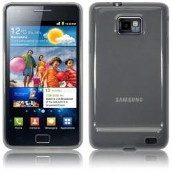 Coque arrière gel transparent pour Samsung Galaxy I9100