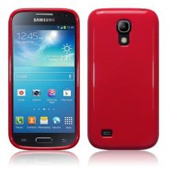 Coque rouge pour Samsung s4 mini