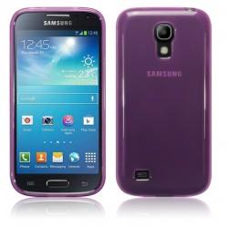 Coque violette translucide pour Samsung s4 mini