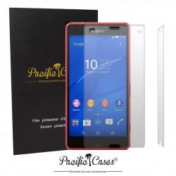 Film protection écran pour Sony Xperia Z3 Compact par 2