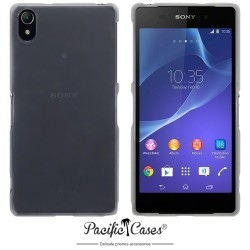 Coque transparente pour Sony Xperia Z2 par Pacific Cases