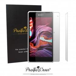 Film protection écran pour Sony Xperia Z1 Compact par 2