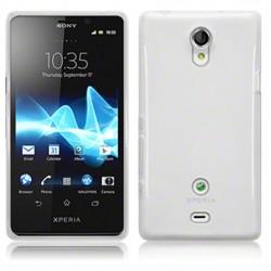 Coque transparente pour Sony Xperia S