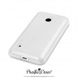 Coque gel pour Nokia Lumia 530 transparente cristal