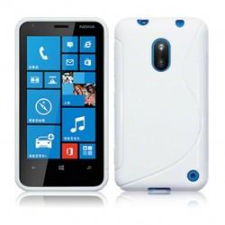 Coque blanche pour Nokia Lumia 620