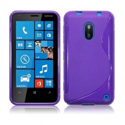 Coque violette pour Nokia Lumia 620