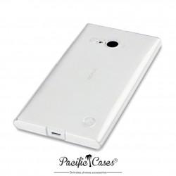 Coque gel pour Nokia Lumia 735 transparente cristal
