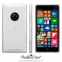 Coque pour Nokia Lumia 830 transparente cristal