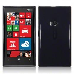 Coque noir fumé translucide pour Nokia Lumia 920