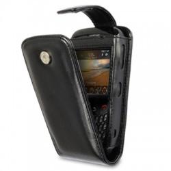 Etui souple noir pour Blackberry 9300 Curve 3G