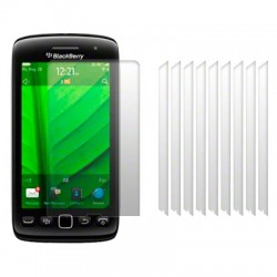 Protège écran pour Blackberry 9860 Torch lot de 10