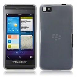 Coque transparente pour Blackberry Z10
