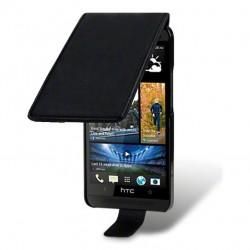Etui noir à clapet pour HTC One M7