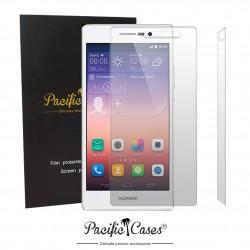 Film protection écran pour Huawei Ascend P7 par 2