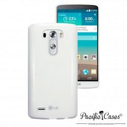 Coque transparente givre pour LG G3