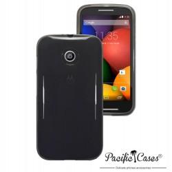 Coque noir fumé pour Motorola Moto E par Pacific Cases