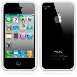 Bumper blanc pour iPhone 4