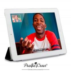 Rabat magnétique pour iPad 2/3/4 noir Smart cover