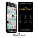 Film protection écran en verre trempé pour iPhone 5c marque Pacific Cases®
