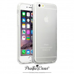 Coque gel pour iPhone 6 transparente cristal