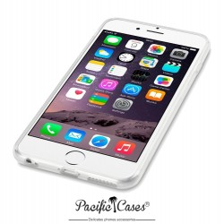 Coque gel pour iPhone 6 Plus transparente cristal de Pacific Cases
