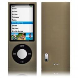 Coque silicone gris pour iPod Nano 5