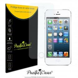 Film de protection écran en verre trempé pour iPhone 5