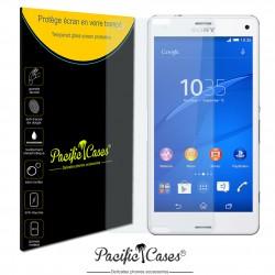 Film de protection écran en verre trempé pour Sony Xperia Z3 Compact