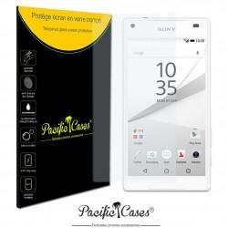 Film de protection écran en verre trempé pour Sony Xperia Z5 Compact