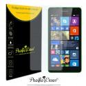 Film de protection écran en verre trempé pour Microsoft Lumia 535