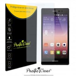 Film de protection écran en verre trempé pour Huawei Ascend P8