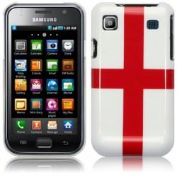 Coque rigide croix de St Georges pour Samsung Galaxy I9000