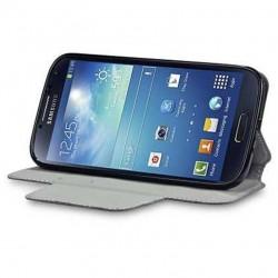 étui noir stand marque Pacific Cases® pour Samsung S4