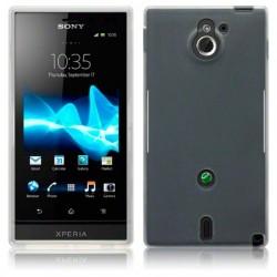 Coque transparente pour Sony Xperia Sola
