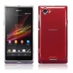 Coque transparente pour Sony Xperia L