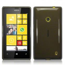 Coque noir fumé pour Nokia Lumia 520