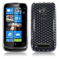 Coque transparente pour Nokia Lumia 610