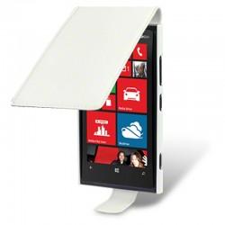 Etui blanc pour Nokia Lumia 920