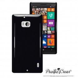Coque gel pour Nokia Lumia 930 noir brillant