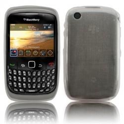 Coque hydro Silicrylic transparente pour Blackberry 9300 Curve 3G