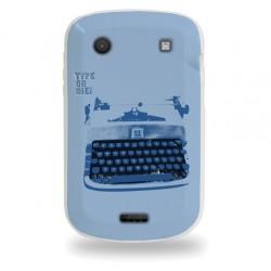 Coque pour Blackberry 9900 motif machine à écrire