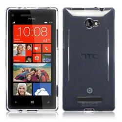 Coque transparente HTC 8x