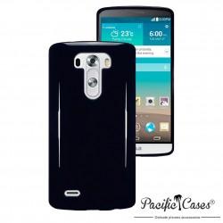 Coque noir brillant pour LG G3