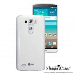 Coque pour LG G3 transparente cristal gel