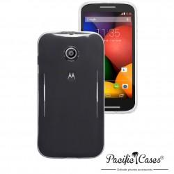 Coque transparente pour Motorola Moto E par Pacific Cases