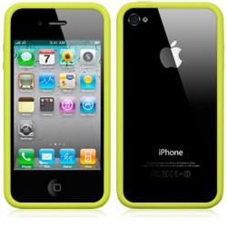 Bumper vert anis pour iPhone 4