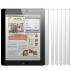 Films protecteurs  pour iPad 2 lot de 6