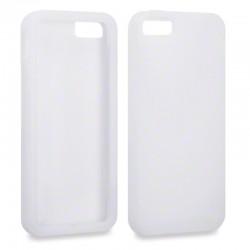 Coque en silicone transparente pour iPhone 5
