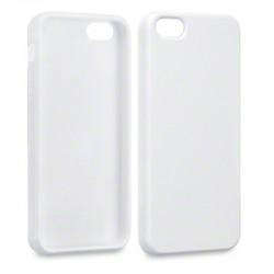 Coque blanc brillant pour iPhone 5